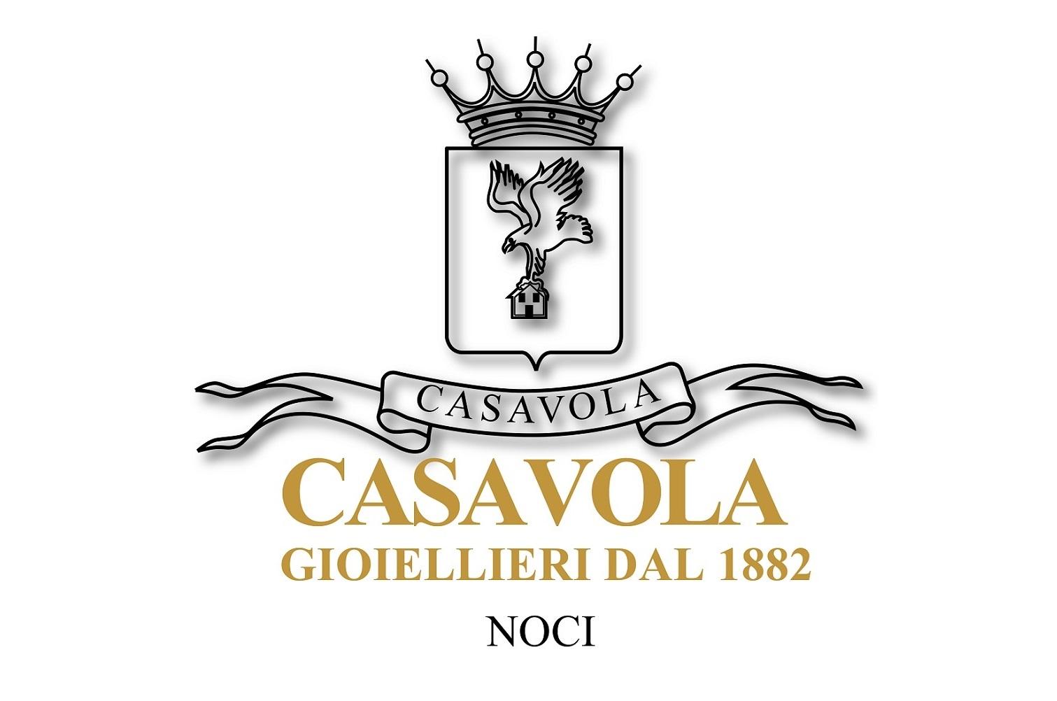 Casavola Gioielli Noci Logo