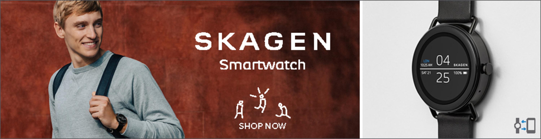 Skagen Connected Falster SKT5000 - Gioielleria Casavola Noci - Banner Uomo