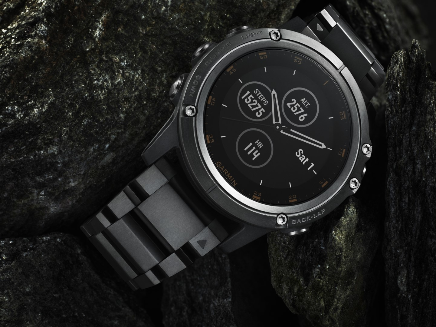 Garmin Fenix 5X Plus - Casavola Noci - Dettaglio Smartwatch