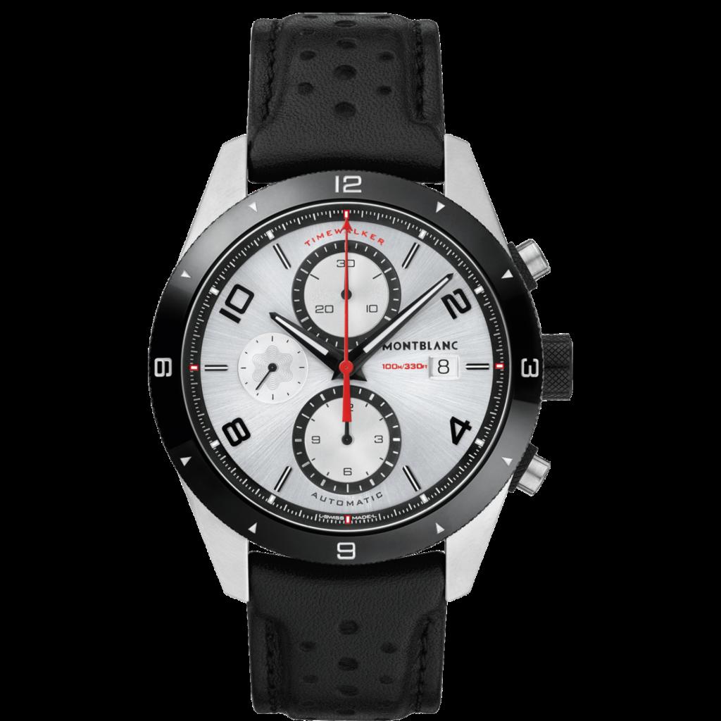 Montblanc Timewalker cronografo automatico 116100 - Casavola Noci - Soldatino