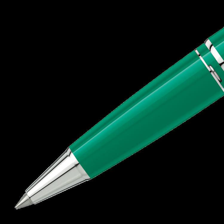 Pix Montblanc penna roller verde smeraldo 117660 - Casavola Noci - Dettagli