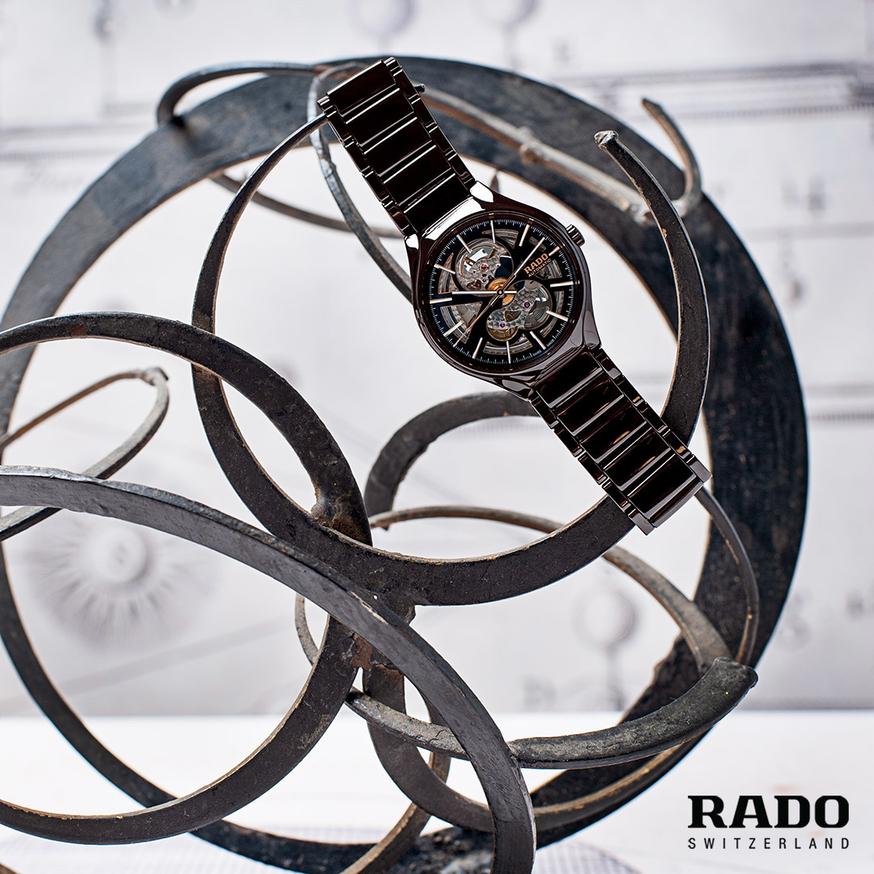 Rado True Automatic Open Heart R27100162 - Casavola Noci - Social1