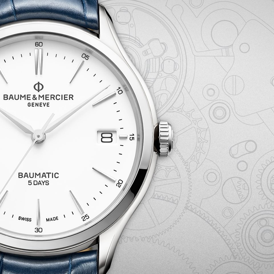 Baume et Mercier Clifton Baumatic 10398 - Casavola Noci - Promo2