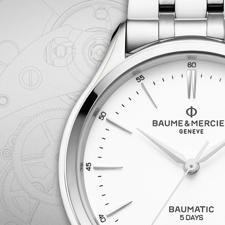 Baume et Mercier Clifton Baumatic 10400 - Casavola Noci - Promo2