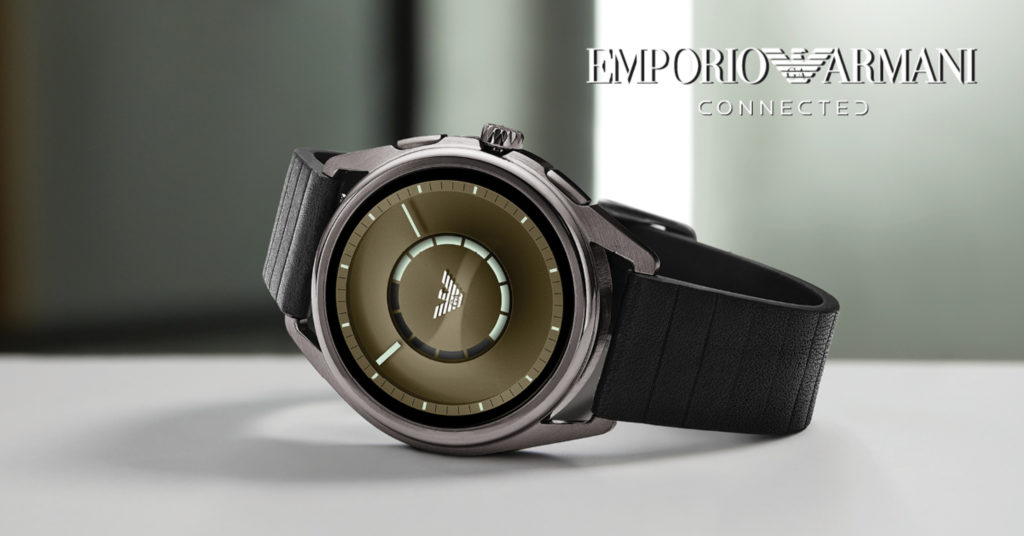 Emporio Armani Connected ART5009 - Casavola Noci - Promo