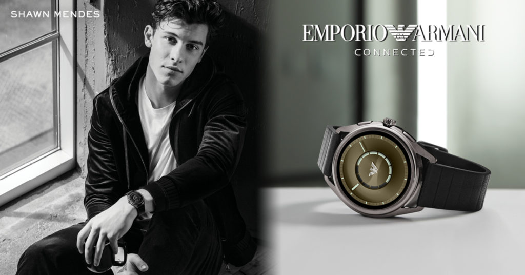 Emporio Armani Connected ART5009 - Casavola Noci - Shawn Mendes