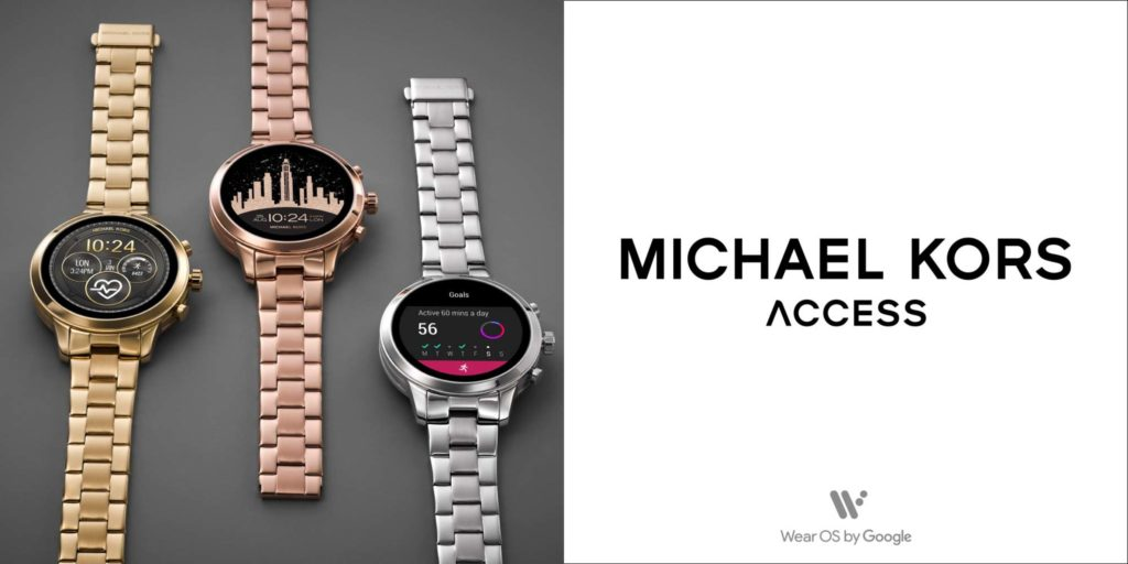 Michael Kors Access - Casavola Noci - smartwatch