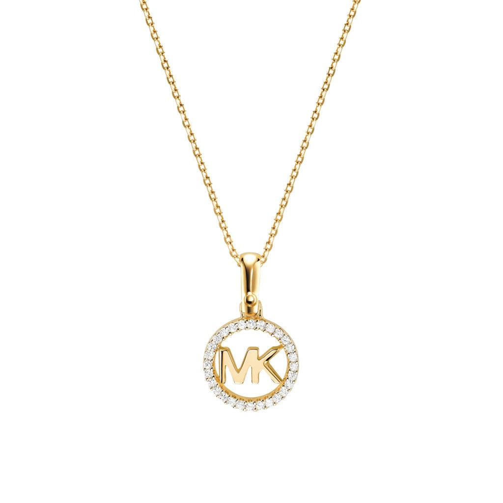 Michael Kors Jewelry collana argento MKC1108AN710 - Casavola Noci - Main