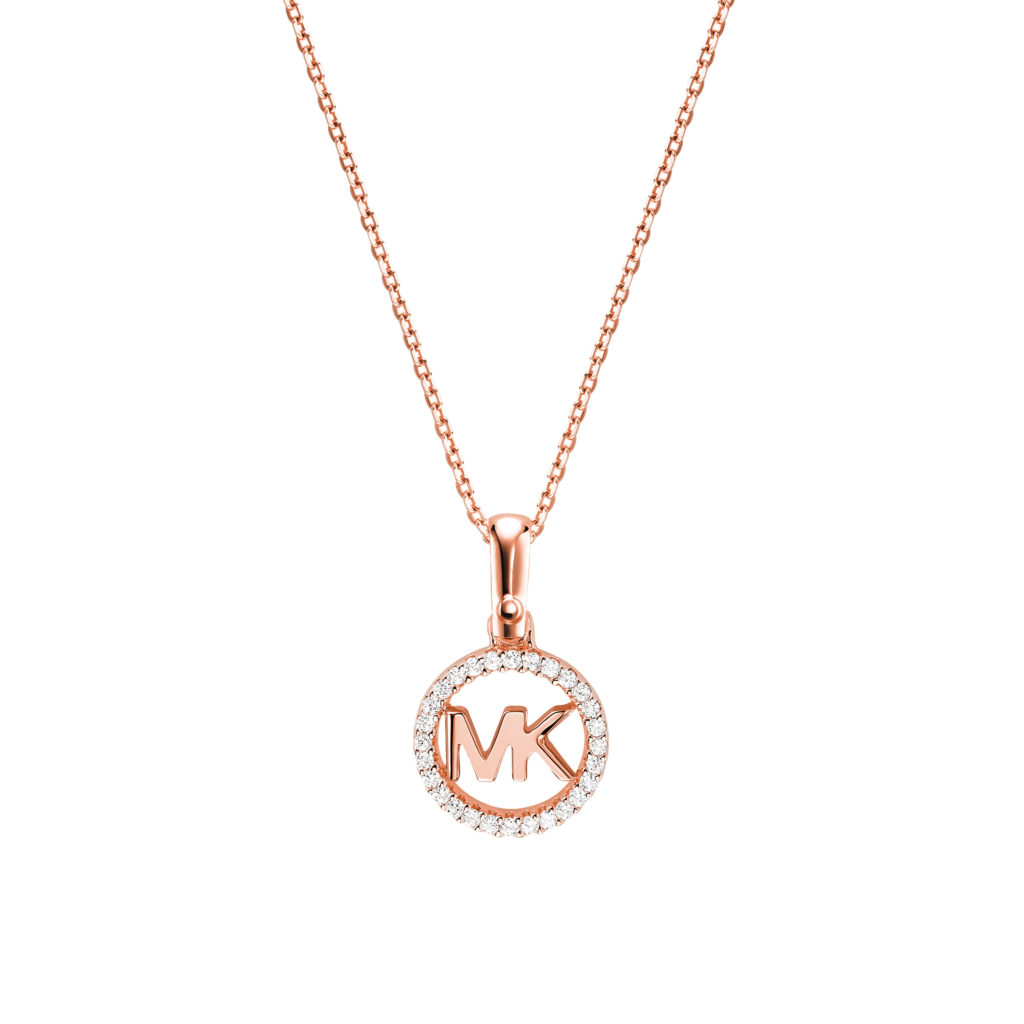 Michael Kors Jewelry collana argento MKC1108AN791 - Casavola Noci - Main