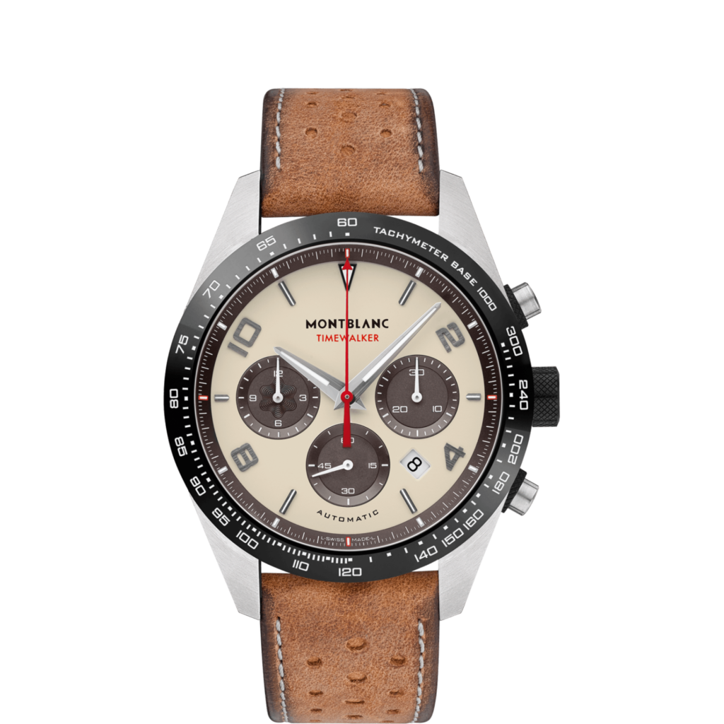 Montblanc Timewalker cronografo limited edition 118491 - Casavola Noci - Soldatino