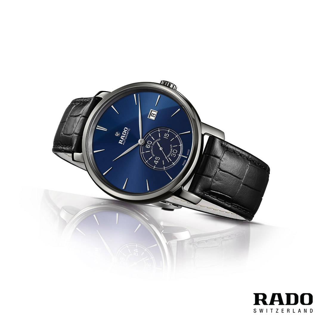 Rado DiaMaster Petite Seconde R14053206 - Casavola Noci - marketing1