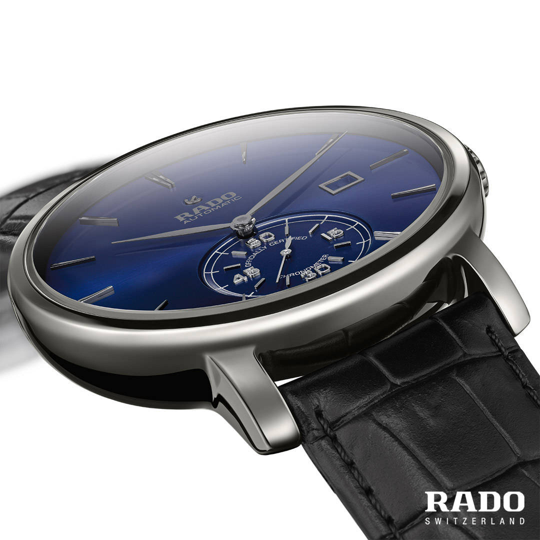 Rado DiaMaster Petite Seconde R14053206 - Casavola Noci - marketing2