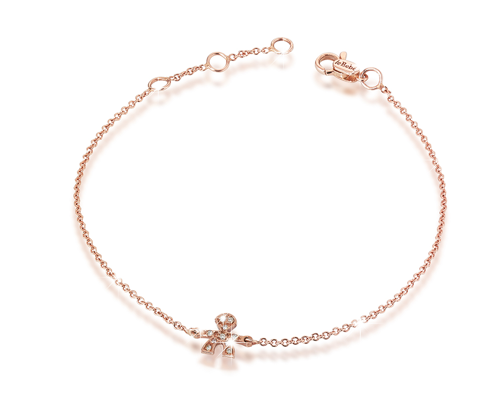 leBebe Le Briciole maschietto braccialetto LBB 327 - Casavola Noci - Main