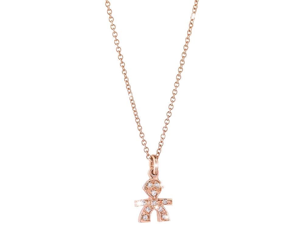 leBebe Le Briciole maschietto oro rosa LBB 323 - Casavola Noci - Main