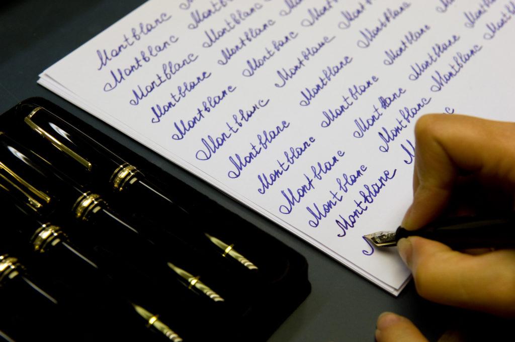 Montblanc penne e strumenti da scrittura - Casavola Noci - Marketing2
