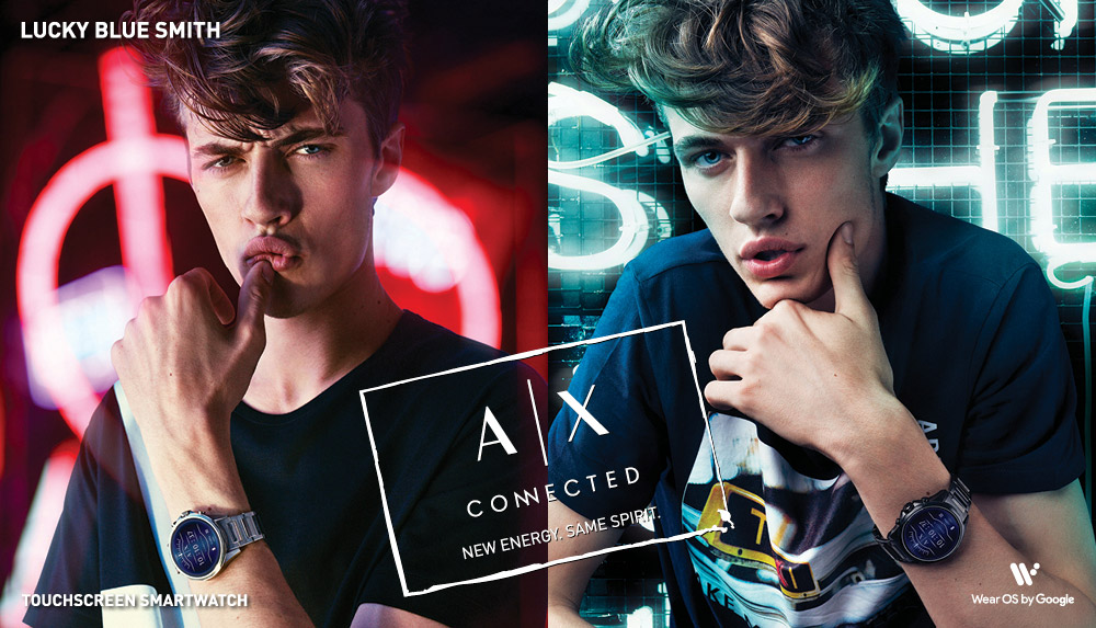 Armani AX Connected - Casavola Noci - Marketing1