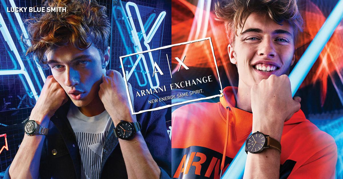 Armani AX Orologi - Casavola Noci - Armani Exchange - mens2
