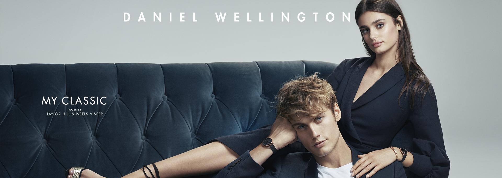 Daniel Wellington - Orologi - Punto vendita - Gioielleria Casavola Noci