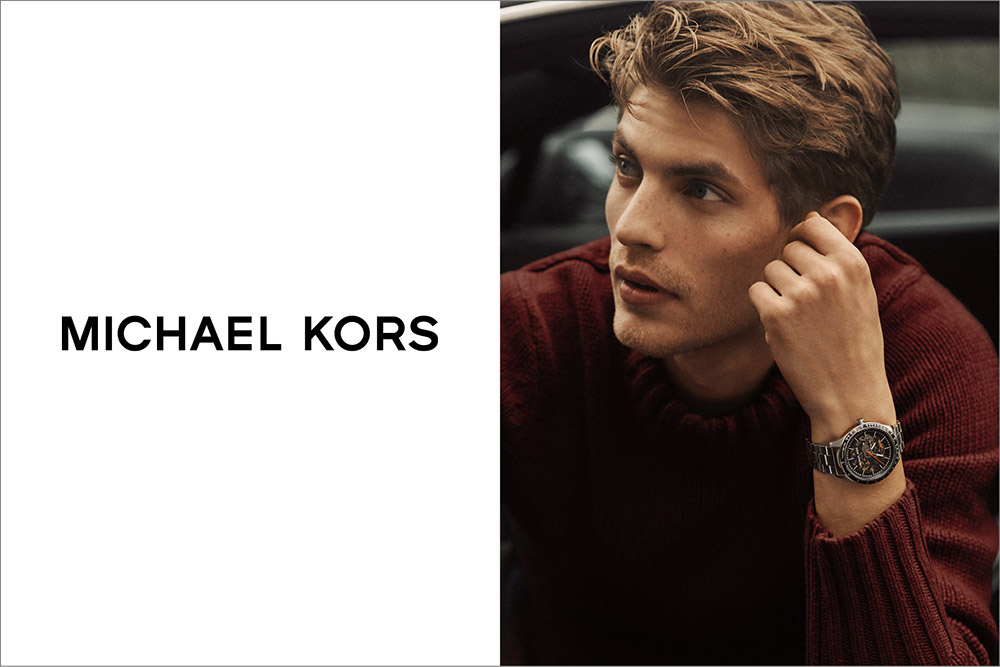 Michael Kors Orologi - Casavola Noci - Marketing Uomo