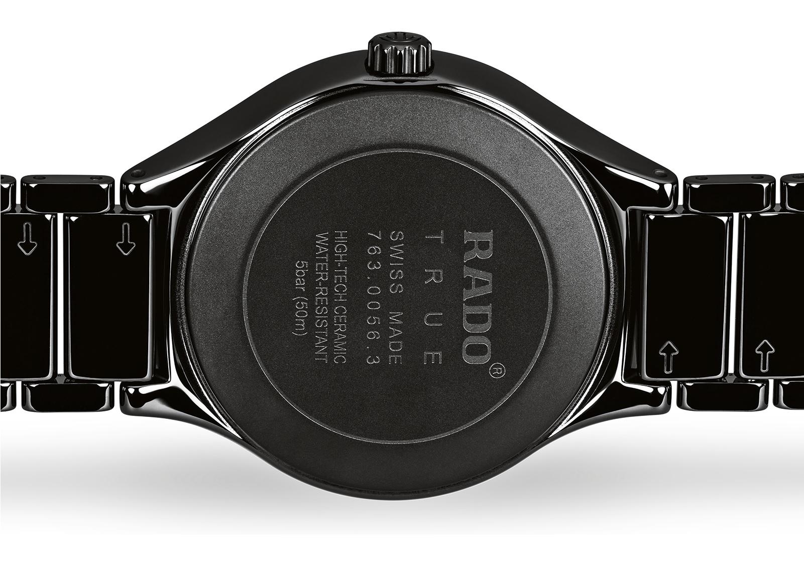 Rado True Automatic R27056722 - Casavola Noci - Orologio Con Diamanti