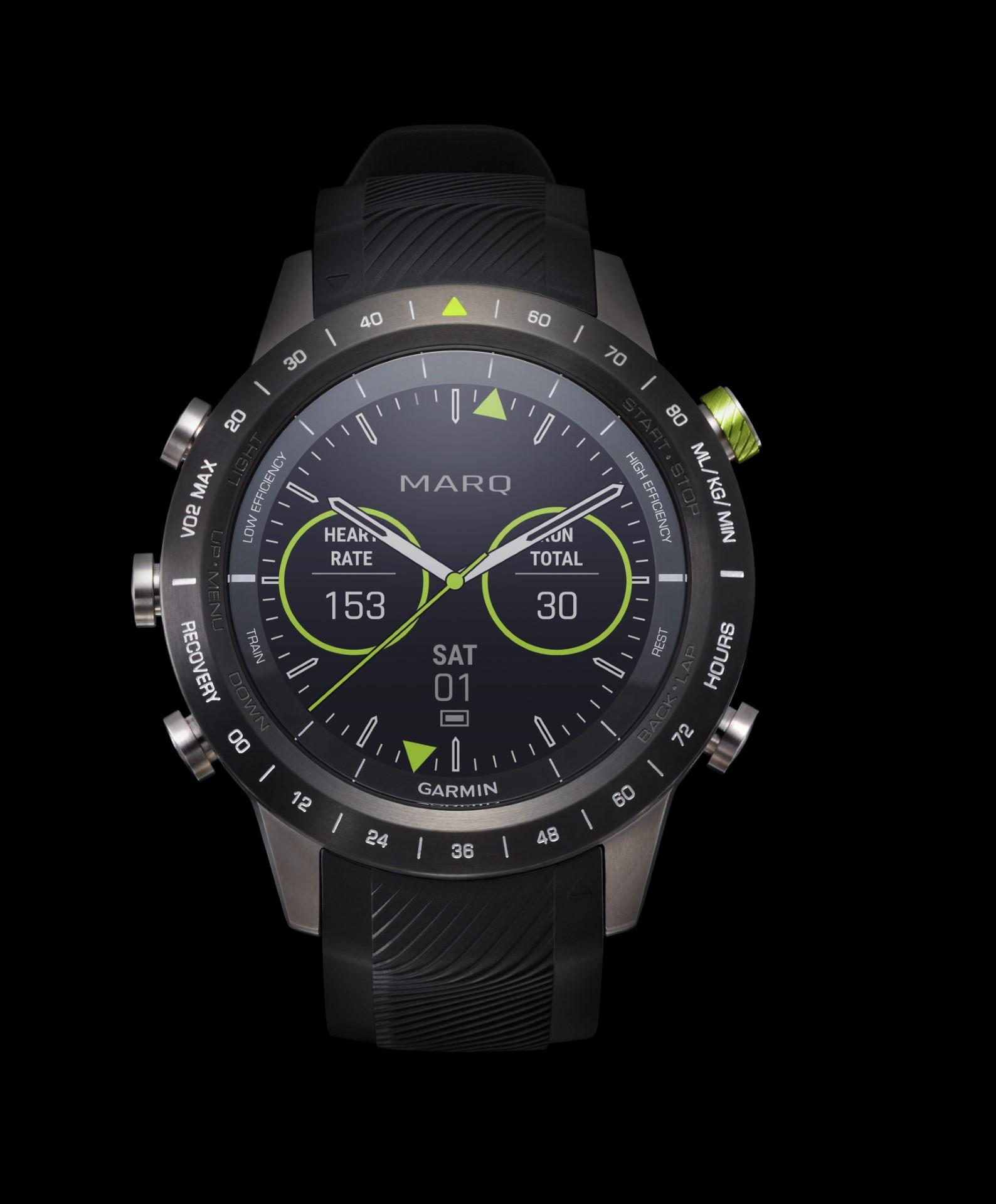 Garmin MARQ Athlete - Smartwatch Multisport GPS - Gioielleria Casavola Noci - foto prodotto