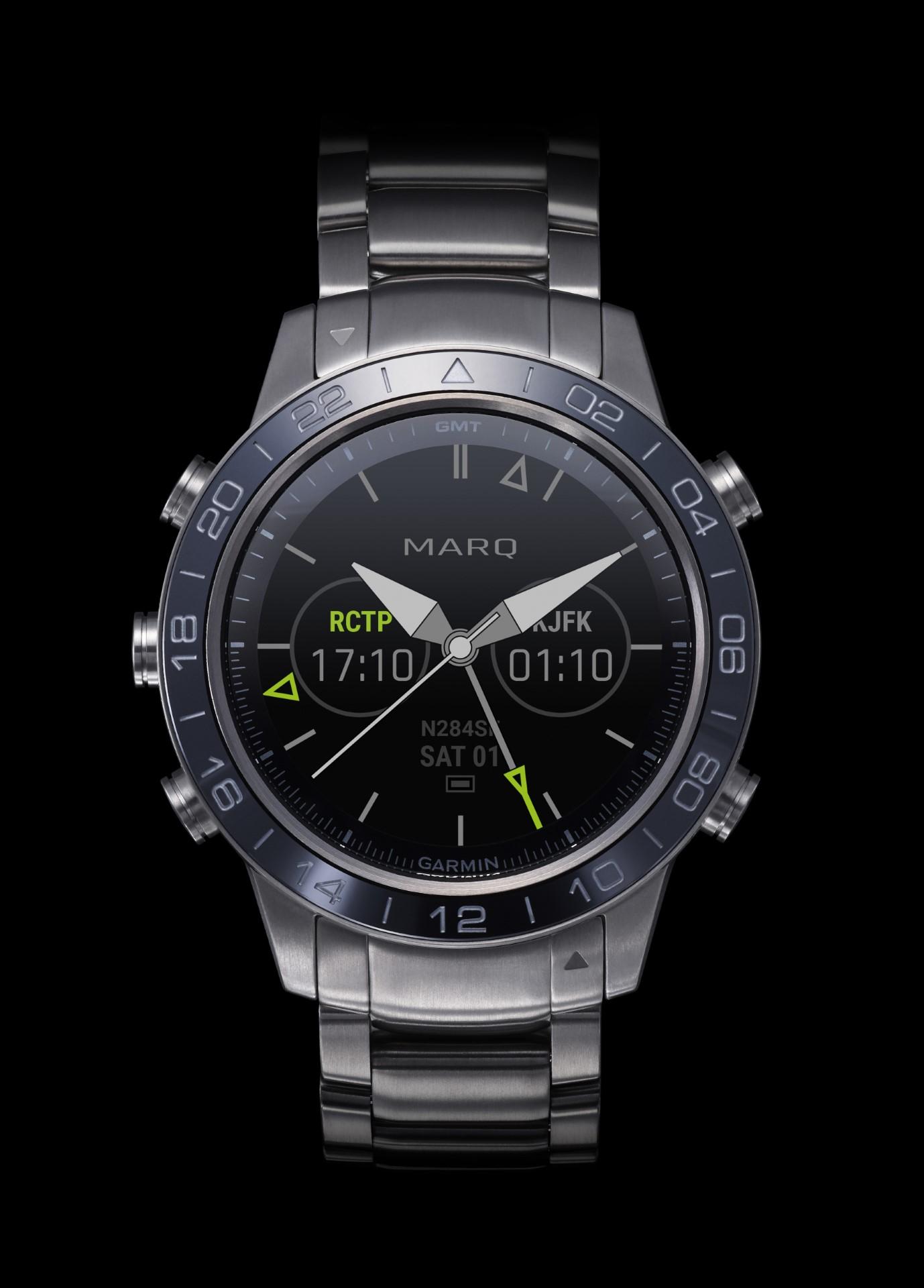 Garmin MARQ Aviator - Smarwatch Multisport GPS - Gioielleria Casavola Noci - Foto Prodotto