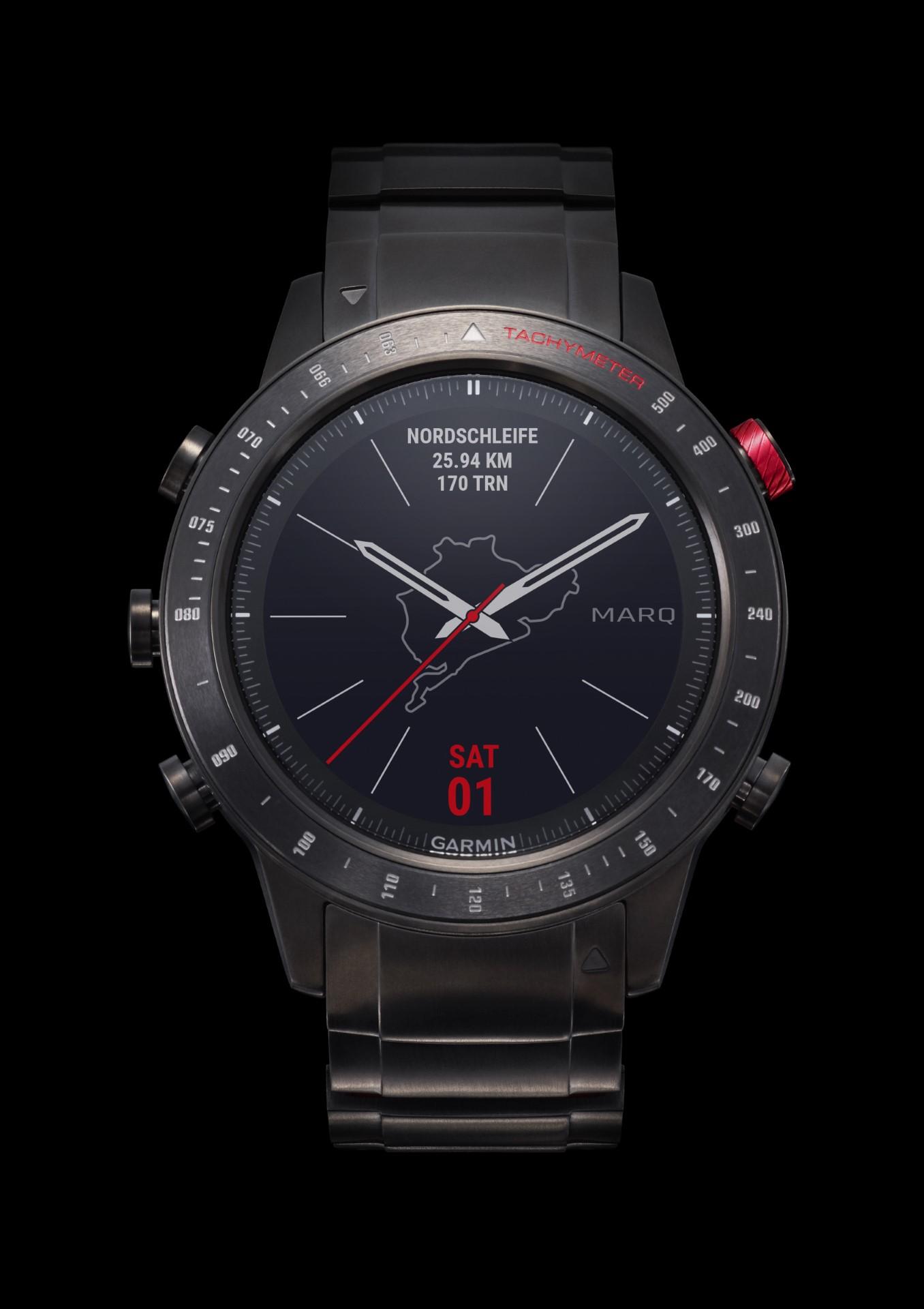 Garmin MARQ Driver - Smartwatch GPS multisport - Gioielleria Casavola Noci - foto prodotto