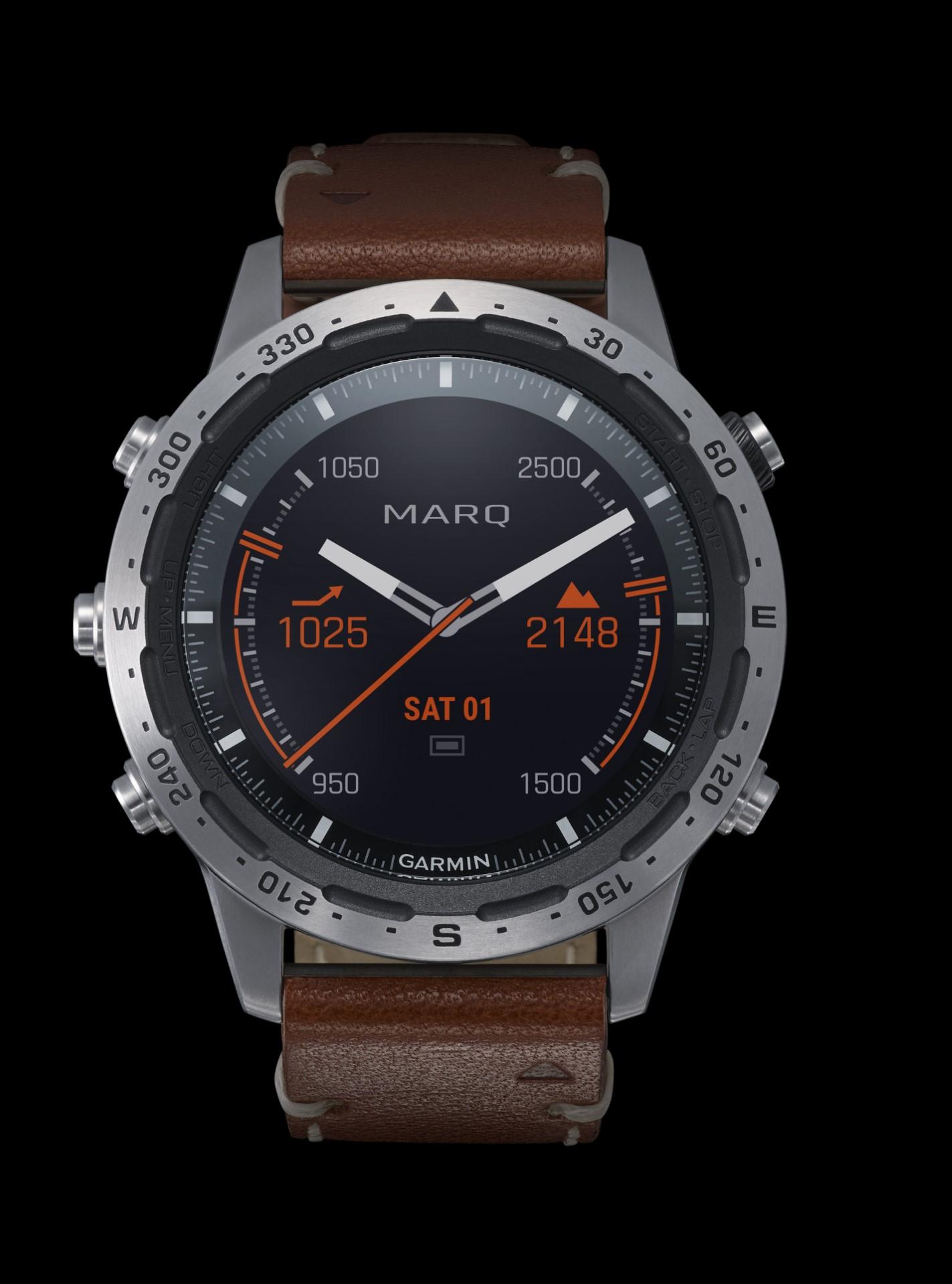 Garmin MARQ Expedition - Smartwatch Multisport GPS - Gioielleria Casavola Noci - foto prodotto