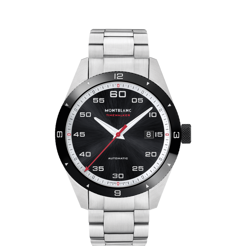 Montblanc TimeWalker Data Automatico 116060 - Casavola Noci - main