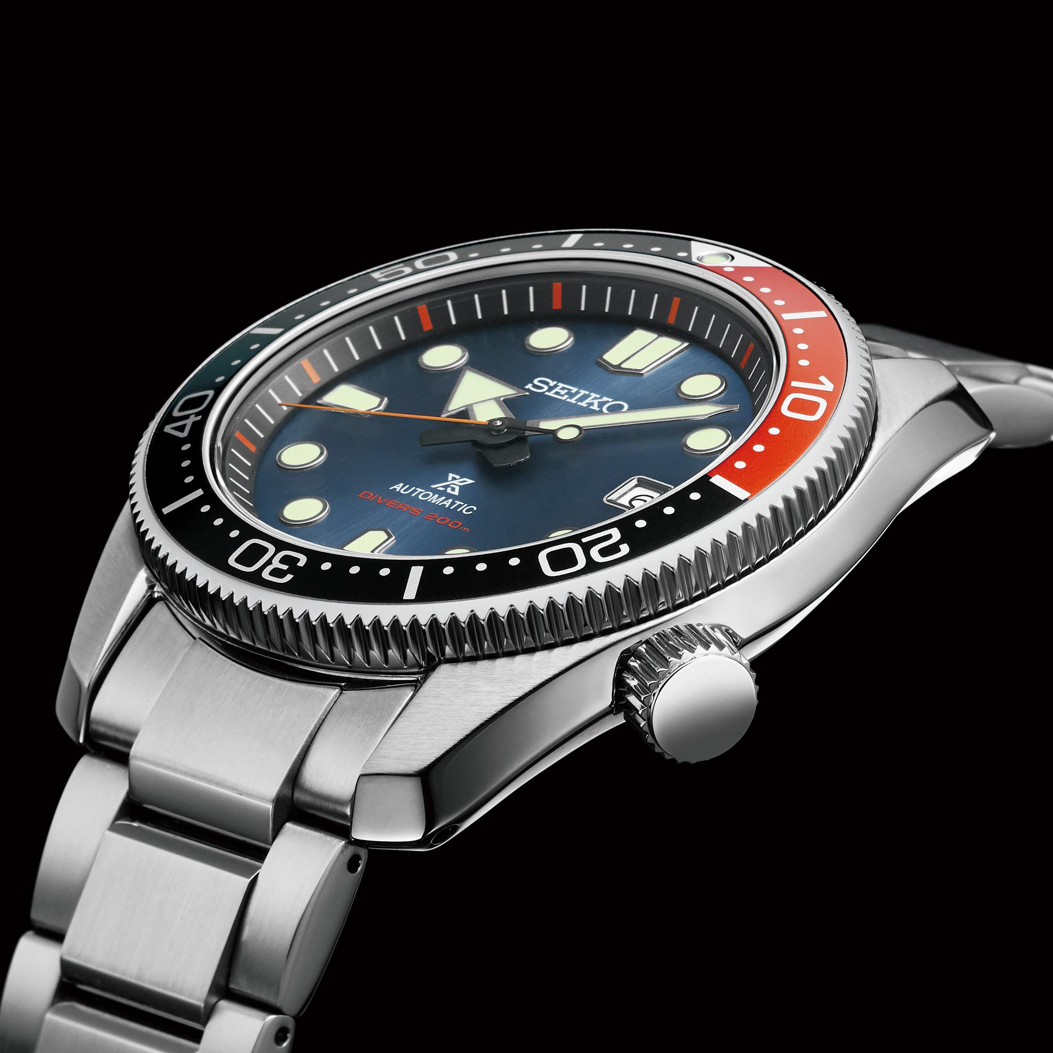 Seiko Prospex Diver SPB097J1 Twilight Blue - Orologio Automatico Uomo - Casavola Noci - m2