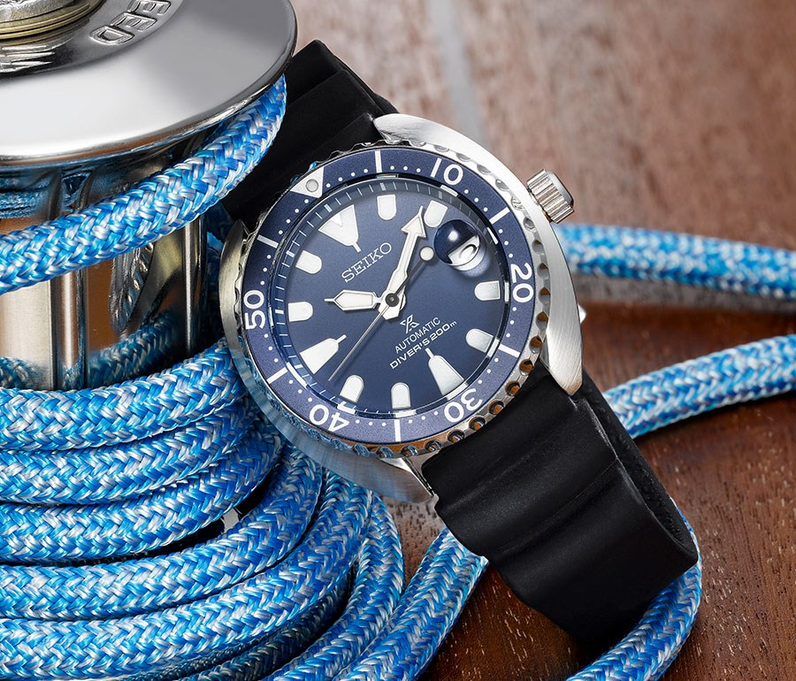 Seiko Prospex Diver SRPC39K1 - Orologio automatico uomo - Casavola Noci - still life